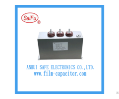 Energy Storage Pulsed Dc Link Filter Capacitor