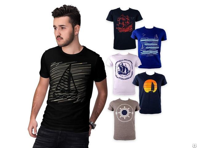 Men S Printed T Shirt