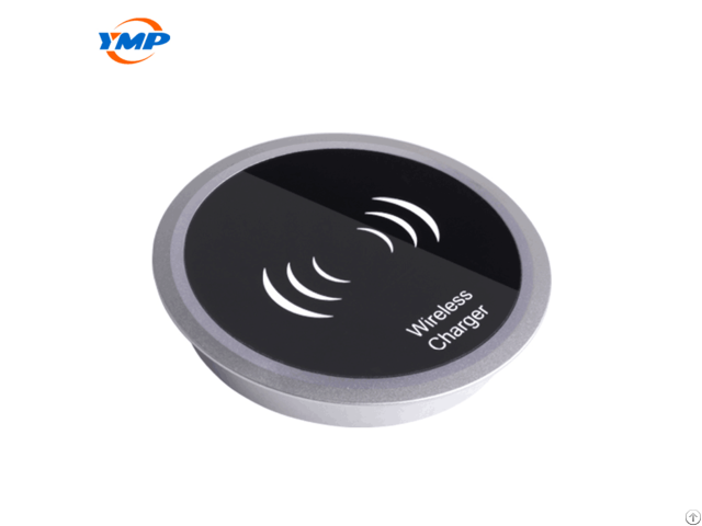 15w High Power Remote Desktop Embedded Wireless Charger