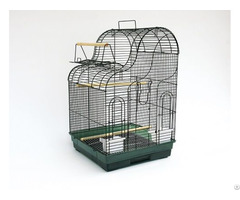 Oem Steel Easy Handle High Quality Wire Pet Cage Factory