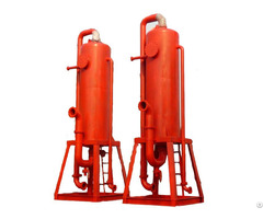 Drilling Fluid Mud Gas Separator