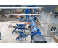 Mineral Slag Rotary Drum Dryer