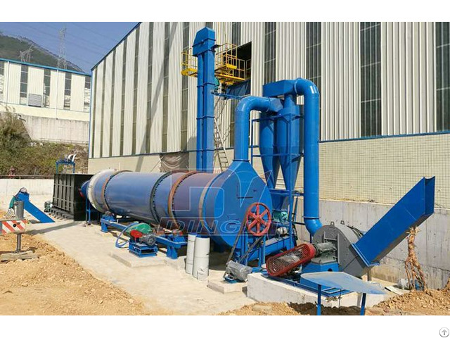 Gypsum Drum Dryer