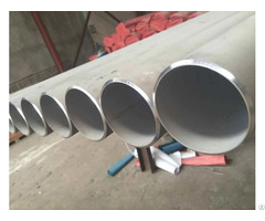 Austenitic Stainless Steel Pipe Tube