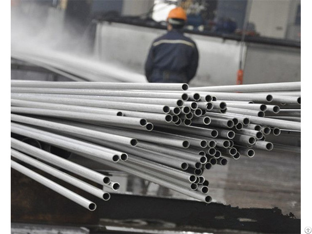 Astm A249 Welded Steel Tube
