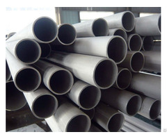 Astm B690 Uns N08367 Seamelss Pipe
