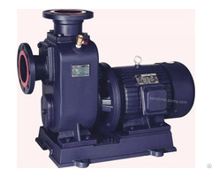 Zwl Self Priming Non Clogging Sewage Drainage Pump