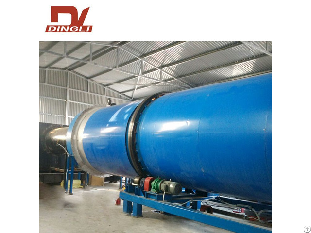 Sugar Beet Pulp Drying Production Line