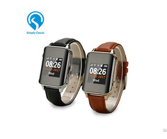A16 Ip65 Anti Kidnapping Gps Kids Elderly Smart Watch