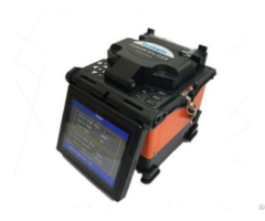 T Echewin Tcw 605e Fiber Optic Fusion Splicer Ideal Tools For Construction And Maintenance