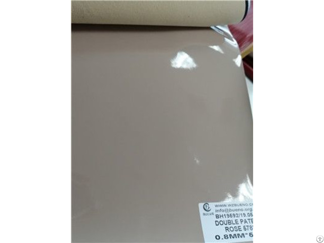 Bh19592 Patent Mirroed Tpu Synthetic Leather 0 8mm 54 Inch