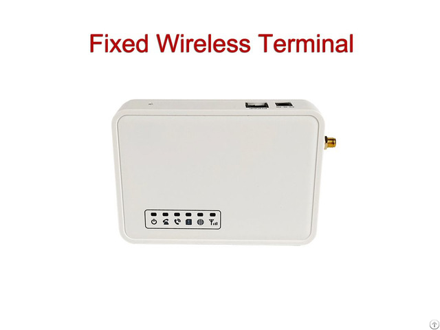 Gsm Quad Band Gateway Fixed Wireless Terminal Support Alarm System And Pabx