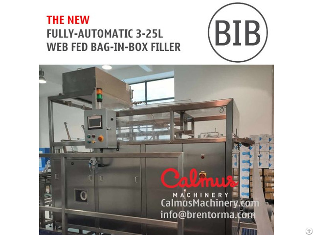 The New Bibf500 Fully Automatic Bib Filler Equipment Bag In Box Filling Machine