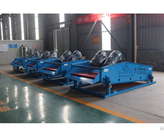High Frequency Linear Dewatering Vibrating Screen For Sale