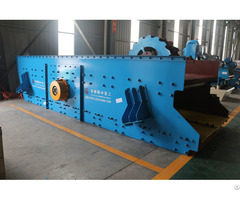 China Sand Dewatering Vibrating Screen For Sale