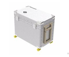 Powerkeep Product Design Company Provides Aluminium Alloy Car Refrigerator Research And Development