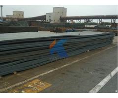 A283 Grade A Steel Yield Strength