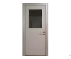 Aluminum Frame 50mm Thickness Metal Partition Doors