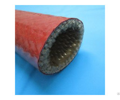 Fiberglass High Temperature Protection Fire Resistant Sleeve