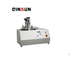 Multi Finger Scratch Mar Tester With A Pneumatically Driven