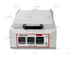 Iso9866 Scorch And Sublimation Color Fastness Tester