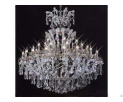 Classic Vintage Crystal Chandeliers Lighting
