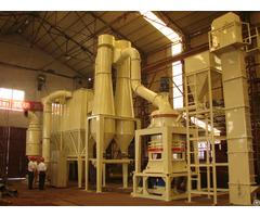 Bentonite Powder Grinder Machine