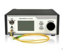 Techwin C Band Ase Light Sources Fiber Laser For Sensor System