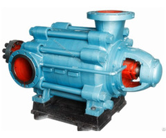 D Multistage Centrifugal Horizontal Pump