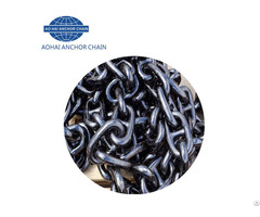 Studless Anchor Chain For Marine Application
