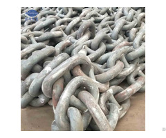 Dia 81mm Stud Link Anchor Chain