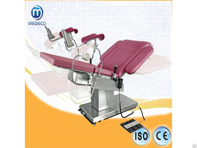 Electric General Gynecology Operating Table For Pregnant Women Type Of 3004b