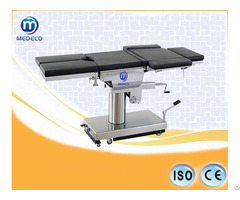 Mechanical Hydraulic Operation Table 3008h New Type