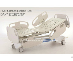 Medical Equipment Five Function Electric Hospital Bed Da 7 Ecom11