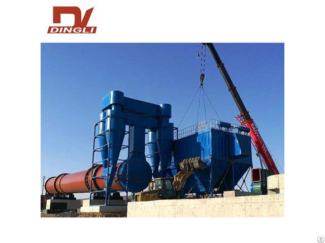 Lignite Drying And Upgrading Machine