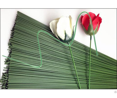 Painted Floral Stem Wire