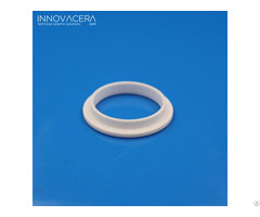 Wear Resistant Alumina Ceramic Burning Ring For Animal Breeding Innovacera