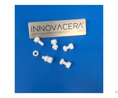 Zirconia Ceramic Nuts Bots Screws