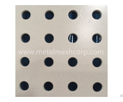 Perforated Metal Mesh China Supplier