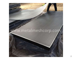 Perforated Metal 60 Degree Round Hole China