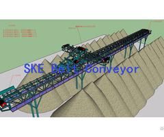 Different Belt Conveyors For Bulk Material Handling Solution