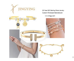 Sterling Silver Rings Fine Jewelry Wholesale Supplier