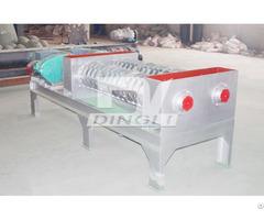 Forage Screw Type Dewatering Machine