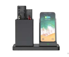 Pen Holder Wireless Charger