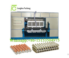 Waste Paper Forming Egg Tray Making Machine