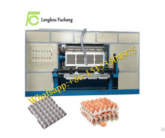 Waste Paper Pulp Forming Egg Tray Making Machine