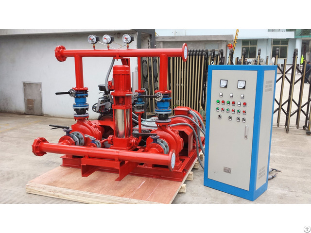 Diesel Driven Pump Sow