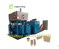 Paper Pulp Molding Egg Tray Machine
