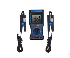 China Guangzhou Shanyi S200b Digital Intelligent Double Clamp Voltammeters Phase Sequence Test