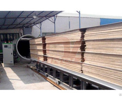 Hf Vacuum Wood Drying Production Line